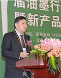 中国印刷及设备器材工业协会副秘书长袁建湘