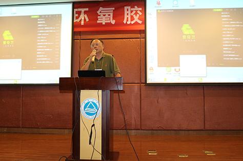 中国环氧树脂行业协会高级顾问杨宪一先生