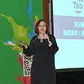 涂多多CEO刘斋-《充分发挥互联网优势推动油墨产业链整体升级》