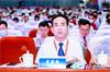 陕鼓集团CEO李宏安一行出席第九届钢铁论坛