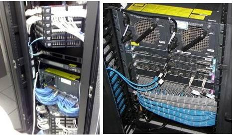 浅谈电子配线架智能布线管理系统