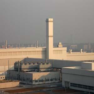 南京长安福特汽车有限公司生产基地工程高清图片