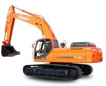 DX350LC挖掘�C