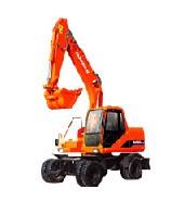DH150W-7挖掘�C