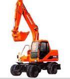 DH210W-7挖掘�C