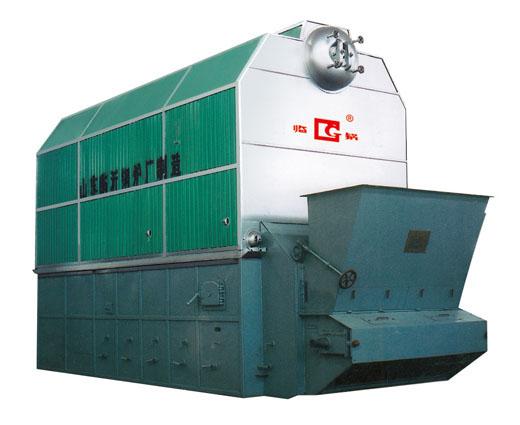 SZL 系列组装蒸汽锅炉