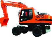 WYL150E�式挖掘�C