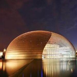 国家大剧院壳体钢结构工程