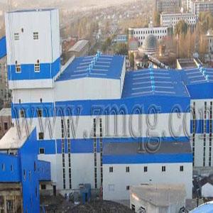 徐州中煤钢结构建设