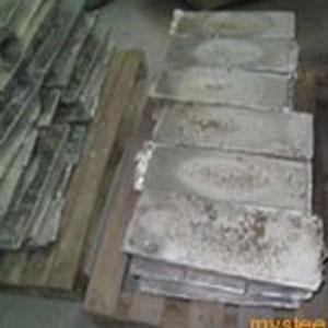 废锌合金、锌渣回收、锌锭
