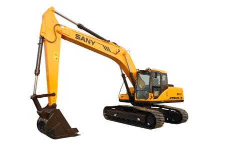 中挖:SY205C-8挖掘�C
