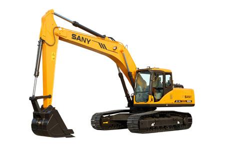 中挖:SY215C-8挖掘�C