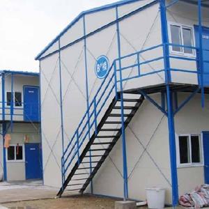 高价回收旧彩钢板活动房,组合板房
