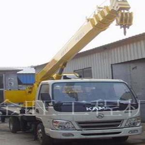 5吨汽车型吊车