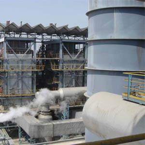 350万吨/年石化余热锅炉