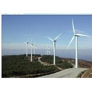 50KW风力发电机试验检测成功