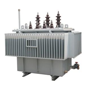 SH15-M油浸式非晶合金配电变压器