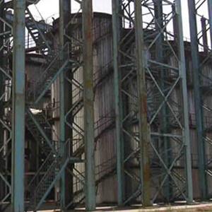 焦炉煤气干法脱硫装置