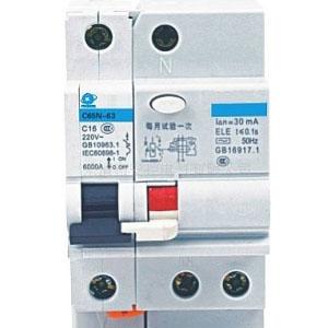 C65N漏电断路器