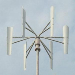 中小型垂直轴风力发电机