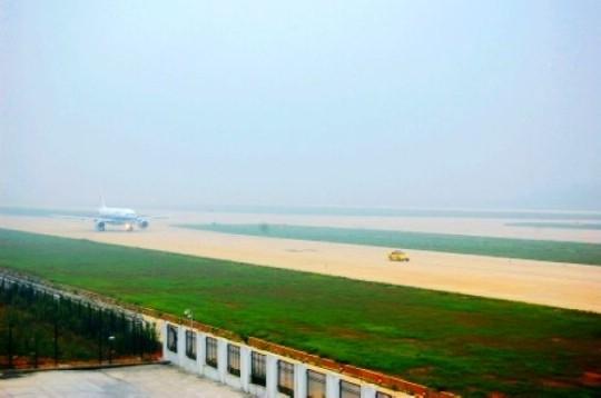 机场建设网—双流机场第二跑道:5月5日启用