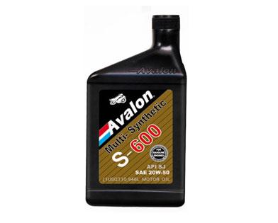半合成型机油