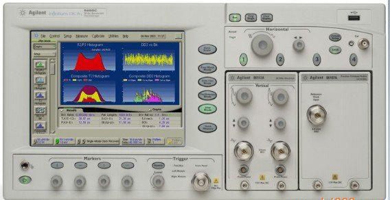 回收通信信号分析仪/眼图仪