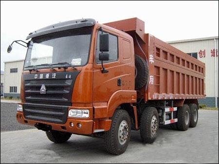 中国重汽豪运系列添新品