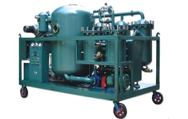 ZYD—I双级再生型真空滤油机