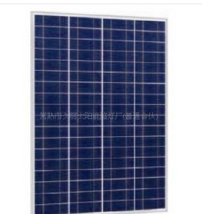170W多晶太阳能电池