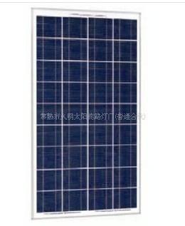120W多晶太阳能电池