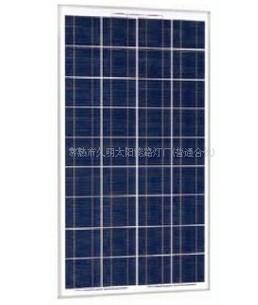 110W多晶太阳能电池