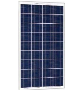 100W多晶太阳能电池