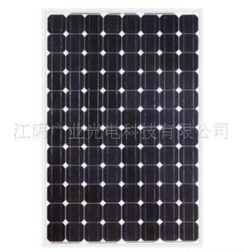 260W太阳能光伏电池板