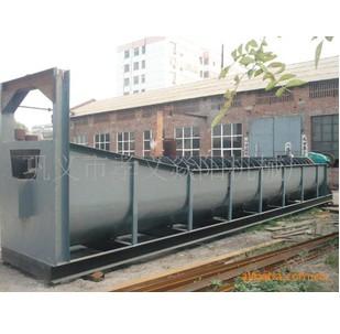 高堰双螺旋分级机磁铁矿选矿设备
