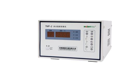 供应 TMP-2多路温度巡检仪
