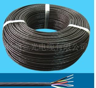 KFF、KFFP、KFFP2氟塑料绝缘耐高温控制电缆