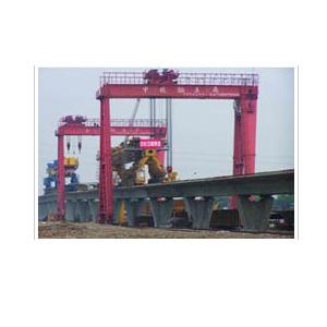 高铁 架桥机 铁路与轨道建