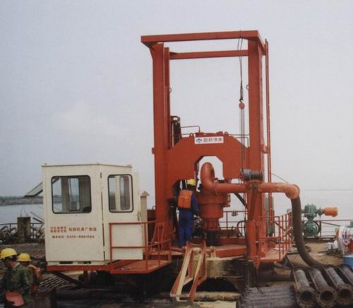 gyd-200全液压动力头大口径工程钻机图片