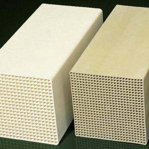 堇青石质陶瓷蓄热体