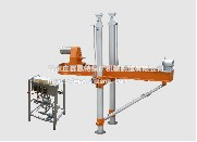 架柱式乳化液钻机