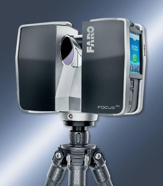 美国法如Focus3D三维激光扫描仪
