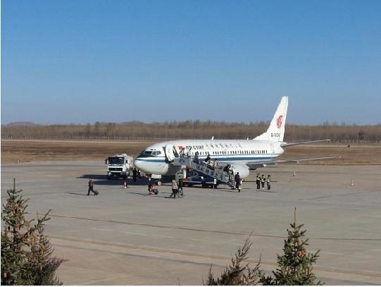 乌兰浩特机场冬春航班换季