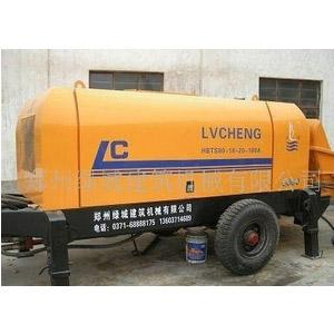 HBTS80-13-90B寳順牌拖式混凝土输送泵