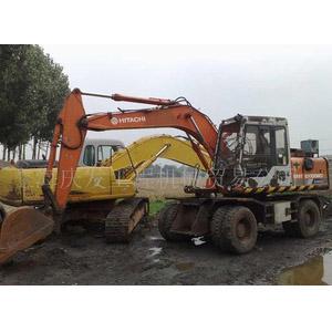 挖掘机[HITACHI}EX100WD