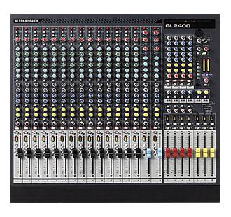 gl2400,这独一无二但性能强大的小型调音台