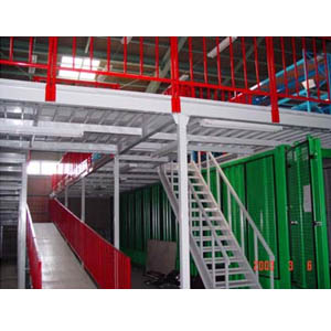 通廊式仓储货架