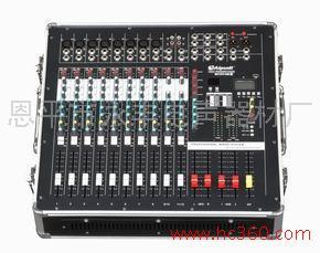 爱普迪MG12FX-USB/REC不带功放调音台便携式调音台专业调音台