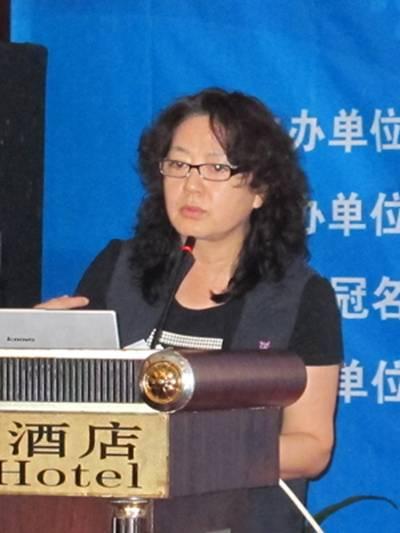 """监测产品――中国环境监测总站吴国平研究员做""""重金属污染危害与防治""""的报告"""