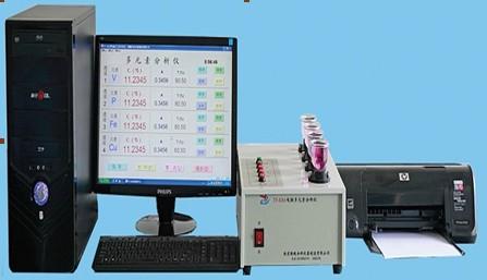 电脑多元素联测仪